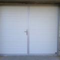 Mošnov křídlové garážové vrata